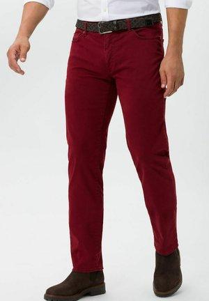 STYLE CADIZ - Straight leg jeans - magma