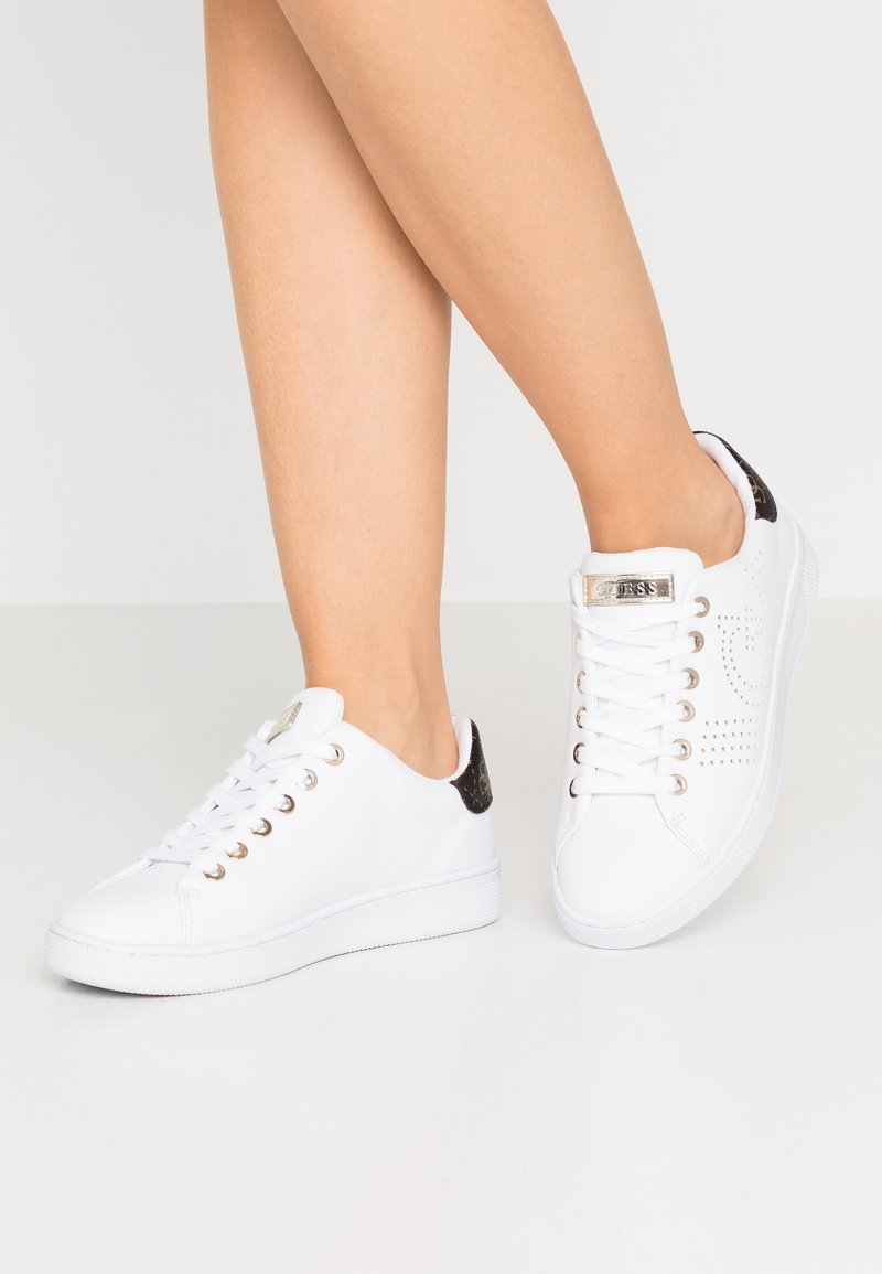 Guess - RANVO - Sneakers laag - white