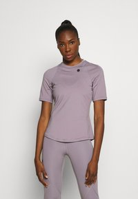 Under Armour - RUSH - T-Shirt print - slate purple - 0