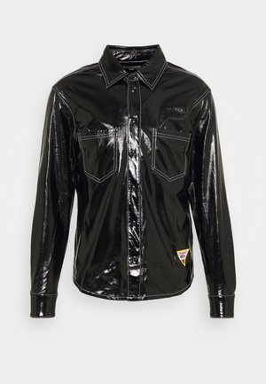 DOUBLE POCKET SHIRT - Shirt - black