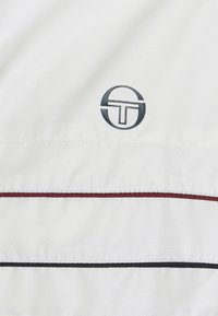 Sergio Tacchini - AMARILLIS TRACKSUIT - Tracksuit - blanc de blanc/night sky - 10