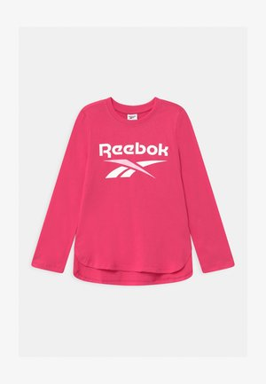 CLASSIC - Long sleeved top - shock pink