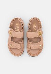 River Island - Sandals - beige light - 5