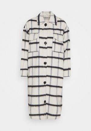 HENRIETTA COAT - Classic coat - white