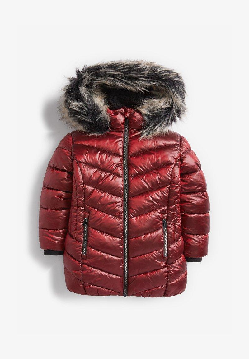 Next - Winterjas - red