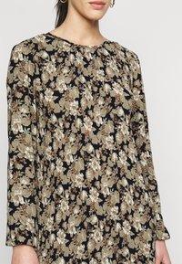PIECES Tall - PCDAGMAR DRESS - Kjole - black - 5
