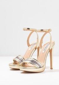Even&Odd - High heeled sandals - gold - 4