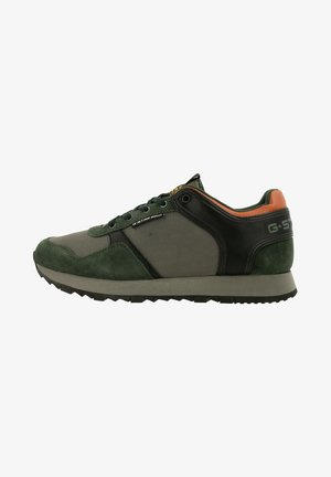 CALOW - Sneakers laag - dgry orng