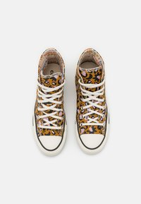 Converse - CHUCK TAYLOR ALL STAR - High-top trainers - wheat/black/pink - 5