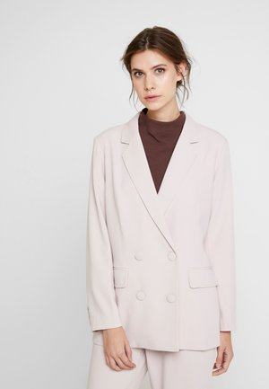 LILLAN DOUBLE BREASTED - Blazer - cream white