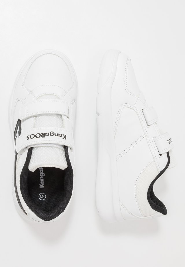 K-COPE - Trainers - white/jet black