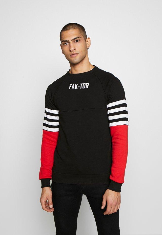 OITA CREW - Sweatshirt - black