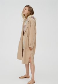 PULL&BEAR - Trench - beige - 1