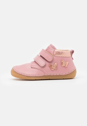 PAIX BUTTERFLY - Touch-strap shoes - pink