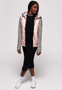 Superdry - Light jacket - pink - 1