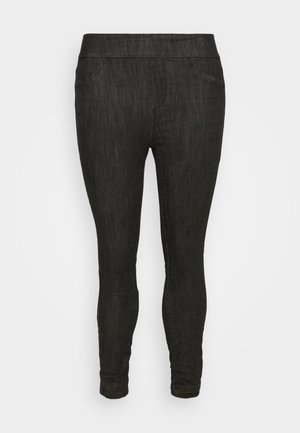 JRZERODARIA - Jeggings - black