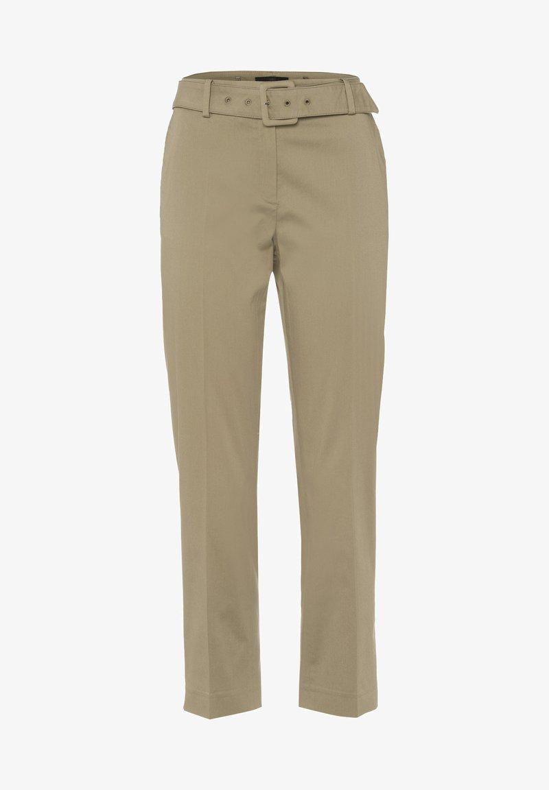 More & More - Trousers - khaki