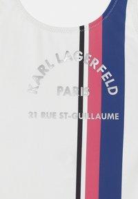 KARL LAGERFELD - Maillot de bain - white - 2