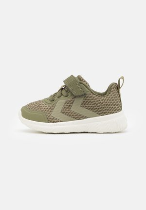 ACTUS INFANT UNISEX - Sneakersy niskie - deep lichen green