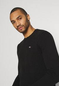 Tommy Jeans - ESSENTIAL  - Pullover - black - 3