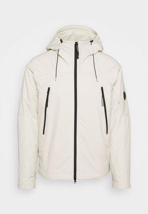 UTILITY JACKET - Light jacket - sandshell