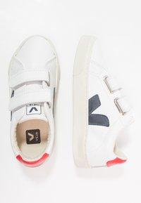 Veja - ESPLAR SMALL - Trainers - extra white/nautico pekin - 0