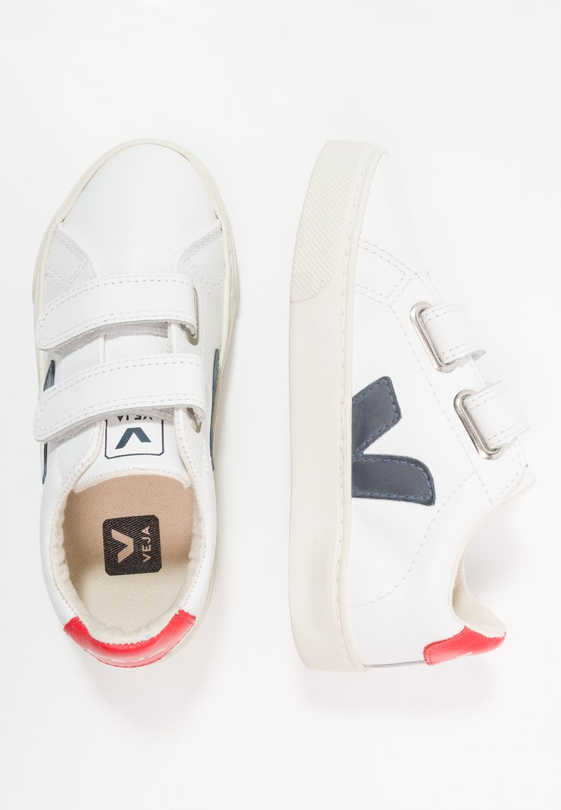 Veja - ESPLAR SMALL - Trainers - extra white/nautico pekin