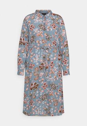 VAMONE DRESS - Skjortekjole - light blue