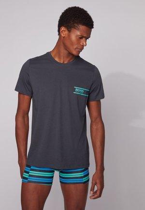 T-SHIRT RN 24 - Print T-shirt - dark blue
