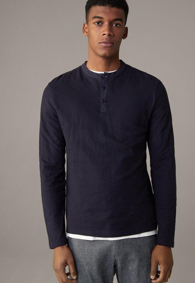 Dorian - Long sleeved top - navy