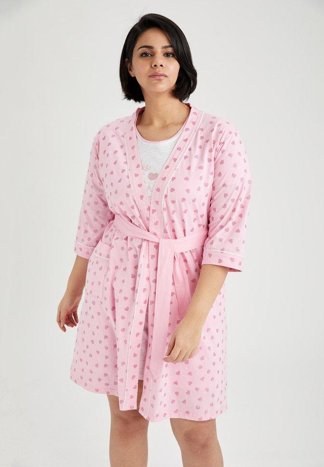 Badekåber - pink