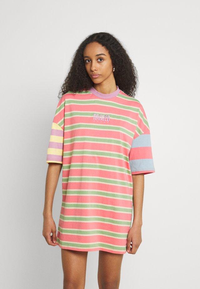ALIGN DRESS - Sukienka z dżerseju - multicolor