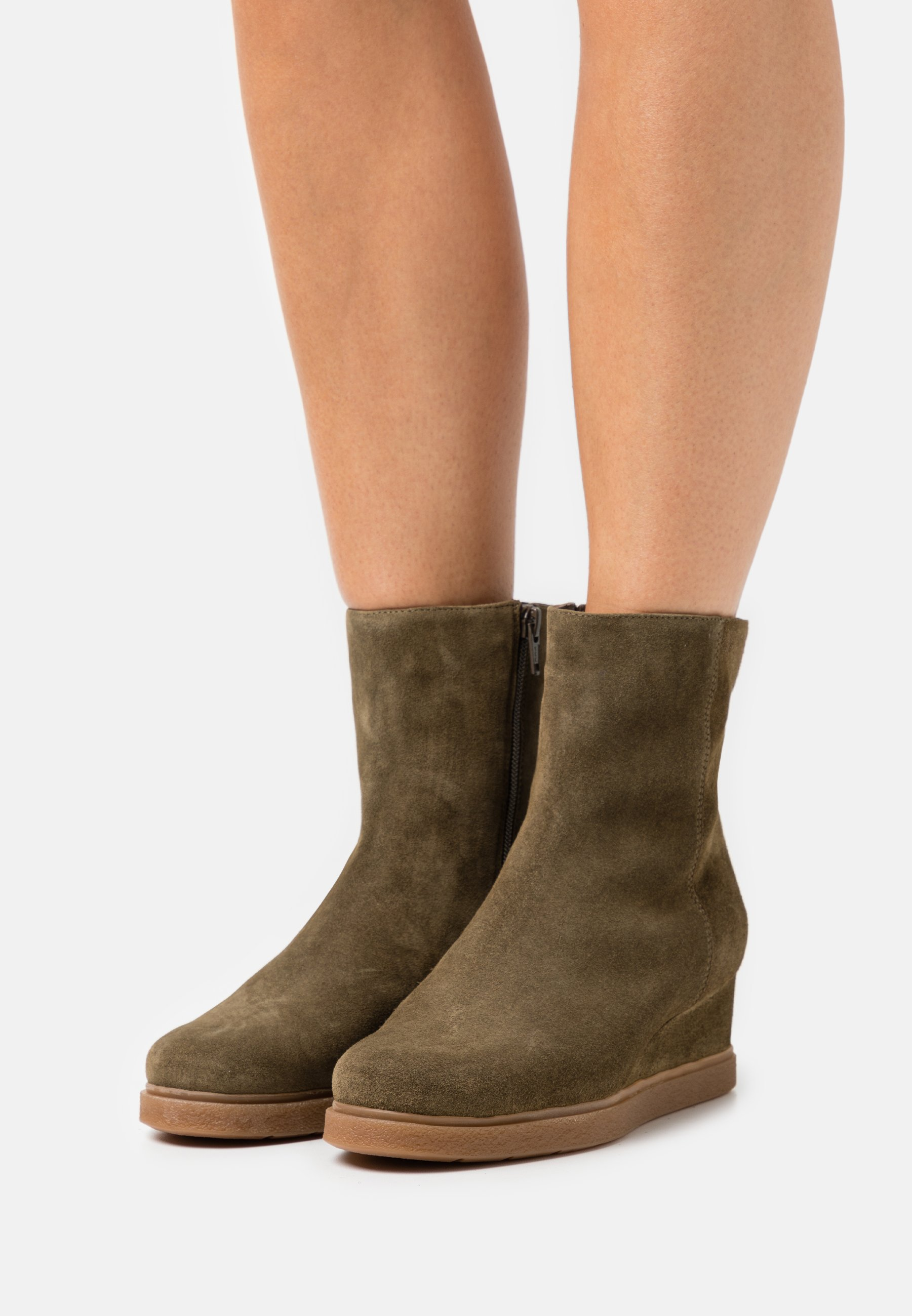 Women JUSTEL - Wedge Ankle Boots