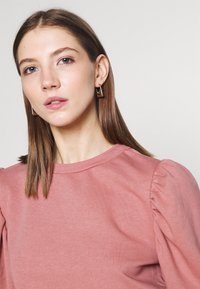 Object - OBJMAJA PULLOVER - Sweatshirt - withered rose - 4