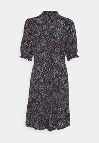 Vero Moda Tall - VMLISSY DRESS - Kjole - navy blazer - 0