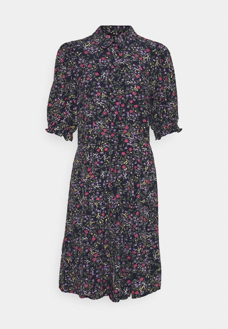 Vero Moda Tall - VMLISSY DRESS - Kjole - navy blazer