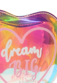 myMo KIDS - DREAM BIG - Across body bag - blau holo - 4