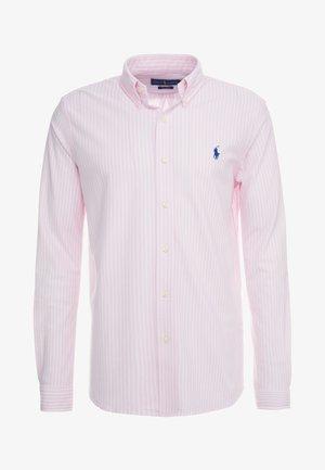 OXFORD  - Shirt - carmel pink/white