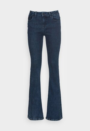 RAVAL - Flared Jeans - dark eclipse