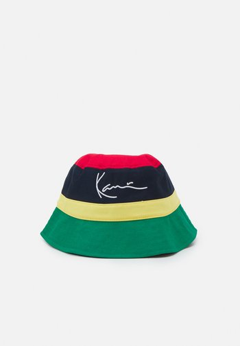 SIGNATURE BUCKET HAT - Hat - multicolor
