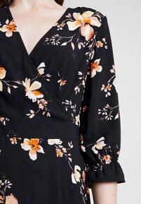 Vero Moda - VMREEDA V NECK DRESS - Day dress - navy blazer - 5