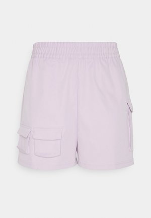 Shorts - iced lilac