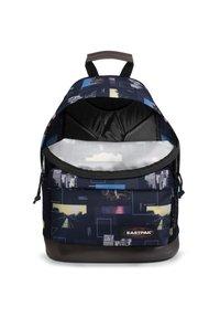 Eastpak - WYOMING - Backpack - shapes blue - 2
