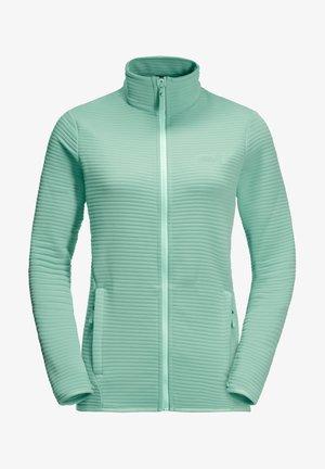 MODESTO - Fleece jacket - light jade