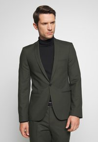 Viggo - GOTHENBURG SUIT SET - Kostym - khaki - 2