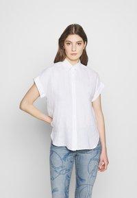Lauren Ralph Lauren - TISSUE - Košile - white - 0