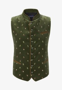 Stockerpoint - CALZADO - Waistcoat - green - 2