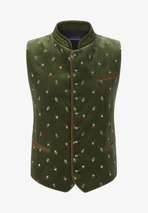 CALZADO - Waistcoat - green