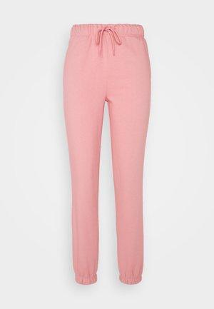 ONLFEEL LIFE PANT - Pantalones deportivos - blush