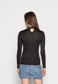 JDY - Långärmad tröja - black - 2